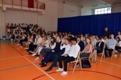 Uroczystość rozpoczęcia roku szkolnego 2018/2019 03.09.2018 godz. 11.00