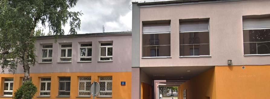 zdjęcie budynku 69 Liceum w Warszawie