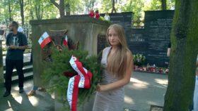 Nasza przedstawicielka w Polskim Czarnym Krzyżu