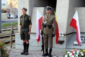Przy Barykadzie Września 1939 roku